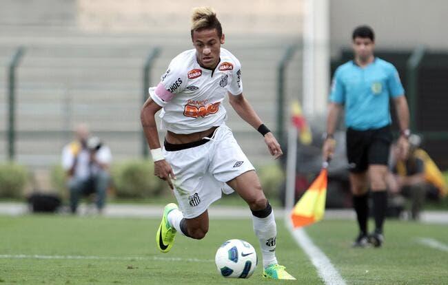 Vidéo : Le dribble qui rend fou signé Neymar
