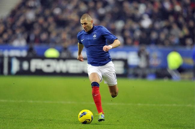 Zidane veut voir le grand Benzema au Real comme chez les Bleus