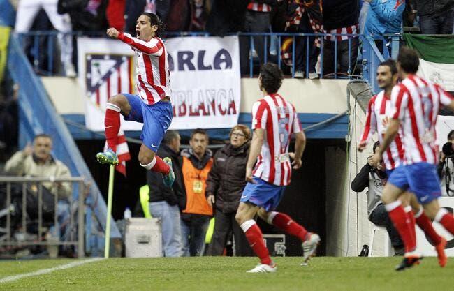 L'Atlético prend une option face à Valence