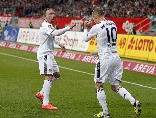 Une bagarre Ribéry-Robben aurait éclaté au Bayern