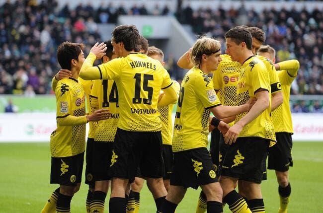 Dortmund champion d'Allemagne