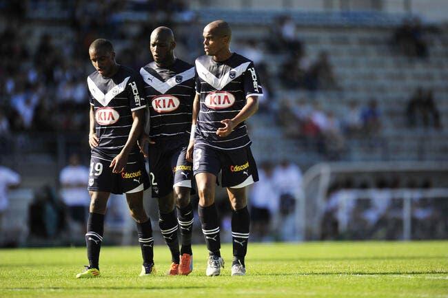La charnière Ciani-Henrique craint pour son avenir à Bordeaux