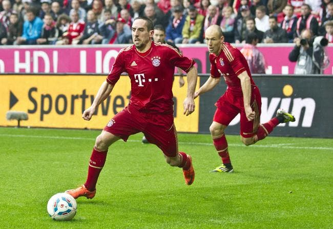 Ribéry condamné à 50 000 euros d'amende par le Bayern ?