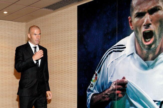 Vidéo : L'appel de Zidane aux socios avant Real-Bayern