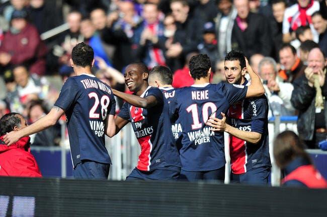 Le PSG c'est enfin une belle équipe qui joue bien selon Ménès