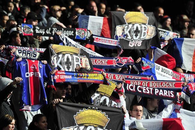 Les supporters du PSG s'organisent pour rester au Parc des Princes