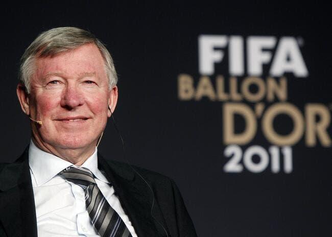 Ferguson félicite les Bleus de Laurent Blanc