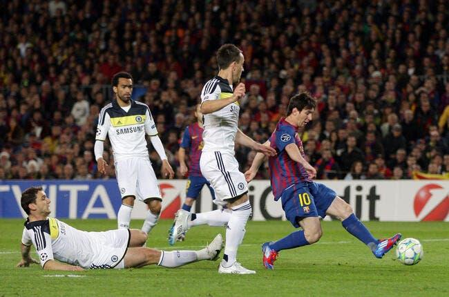 Guardiola triste pour le Barça et pour Messi