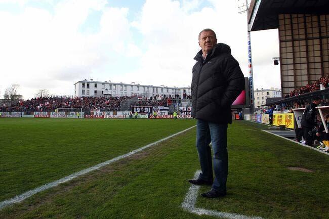 Alex Dupont renvoyé par le Stade Brestois