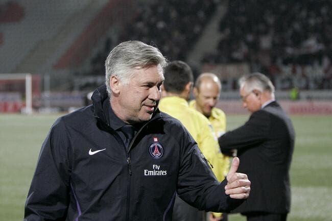Le PSG va recruter à tous les niveaux cet été affirme Ancelotti