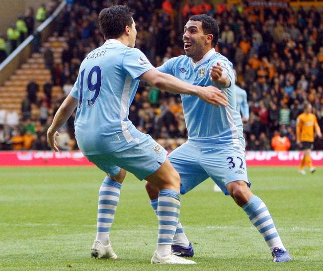 Tevez était proche du PSG avoue l'entraîneur de Manchester City