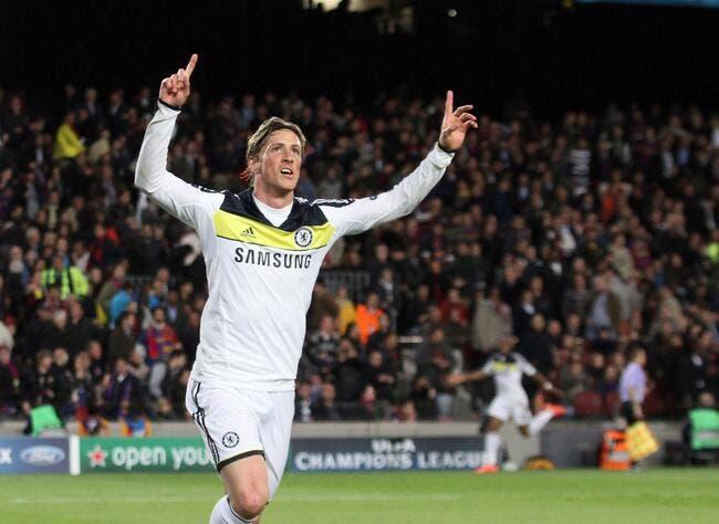 Torres est devenu « un autre homme » à Chelsea