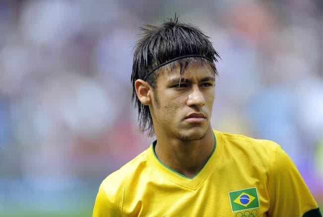 Santos veut garder Neymar jusqu'en 2014 quitte à ne pas gagner un euro