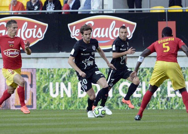 Angers et Dijon confirment, Monaco cale