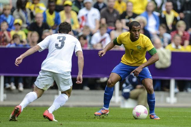 Lucas Moura aurait demandé à Sao Paulo de dire oui au PSG