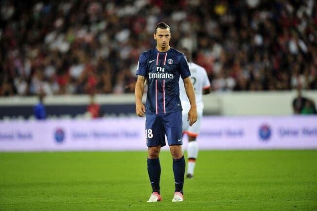 Ibrahimovic sans problème pour Ajaccio-PSG