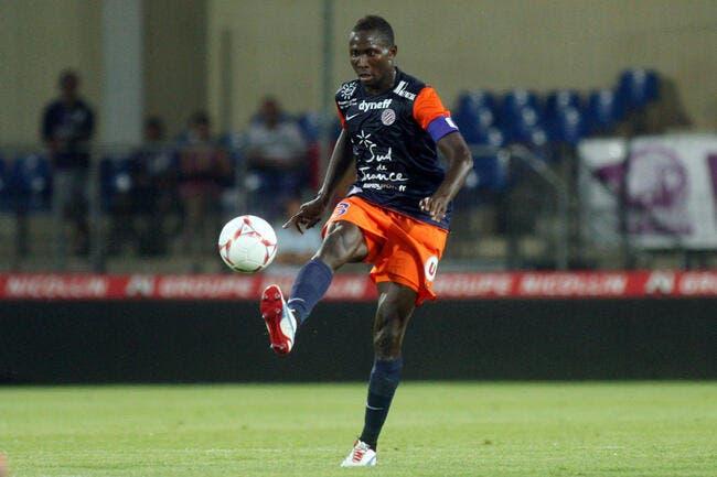 Montpellier refuse de négocier avec Arsenal pour Yanga-Mbiwa