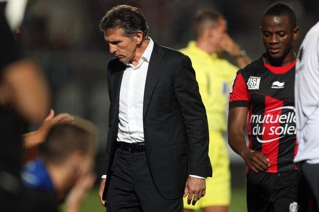 Après le nul à Valenciennes, l'OGC Nice doit se lâcher selon Puel