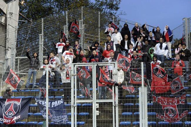 Le PSG fait le plein de supporters pour Lille