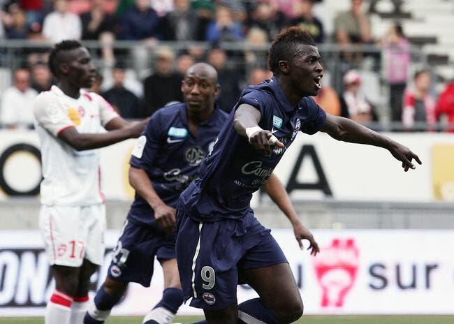 Caen a trouvé un accord avec l'AC Milan pour M'Baye Niang !