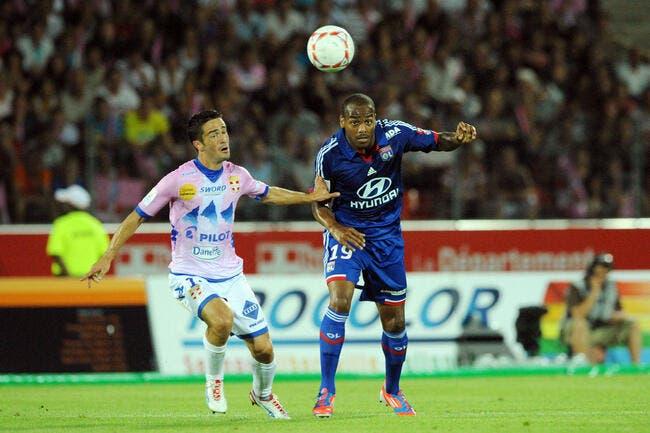 Evian TG et Lyon se contentent d'un point