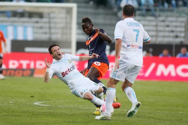 Montpellier-OM, déjà un match de Ligue des Champions pour Girard