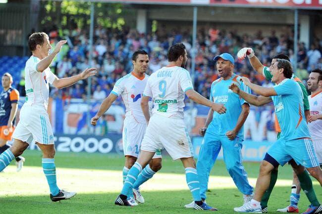 Football ligue 1 gignac place l om au sommet l 39 asse for Interieur sport gignac