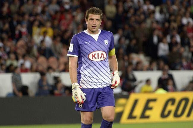 Carrasso connaissait son avenir chez les Bleus depuis le départ Blanc
