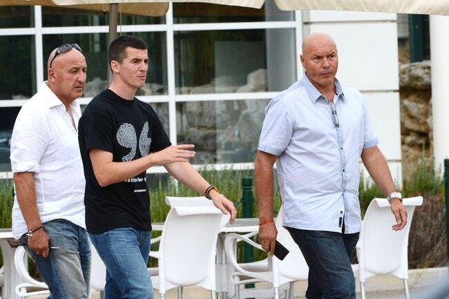 Ben Arfa et Taarabt ont envoyé Barton à l'OM
