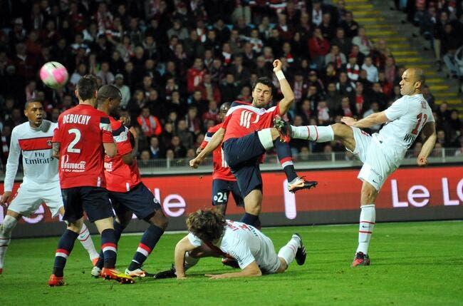 Le PSG s'attend à un match « compliqué » à Lille