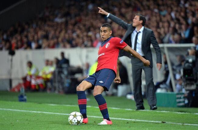Lille a grandi et vise la deuxième place pour Garcia