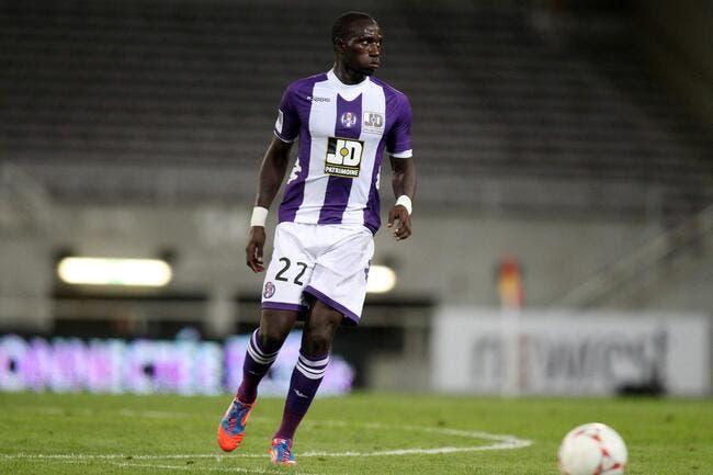 Sissoko restera à Toulouse cette saison