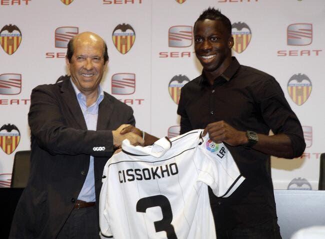 Quitter l'OL pour Valence n'a pas été un crève-coeur pour Cissokho