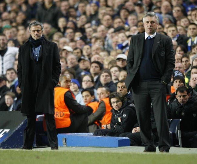 Un incroyable échange Mourinho-Ancelotti entre le PSG et le Real Madrid ?
