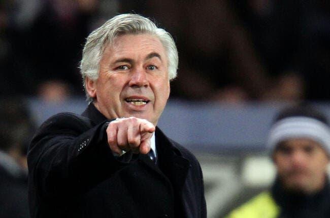 Ancelotti se voit au Real Madrid et ironise sur Mourinho au PSG