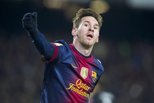 Record du monde pour Messi !