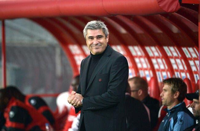 Le PSG n'est pas irrésistible pour Valenciennes