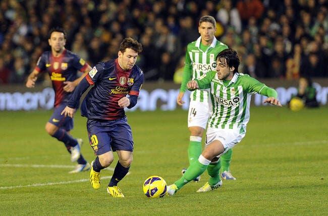 Marange se demande « si Messi n'est pas dopé »