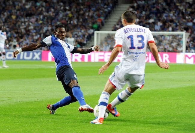 Le Messi ghanéen dans les petits papier de l'OL au mercato ?