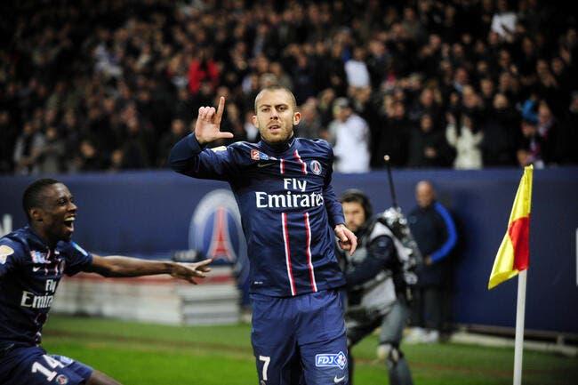 Ménez et le PSG rêvent de passer quatre buts à l'OL