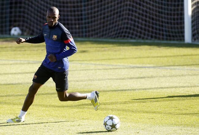 Abidal prêt pour le retour à Barcelone