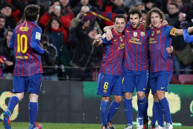 Messi, Xavi et Puyol, une triple prolongation de contrat au Barça !