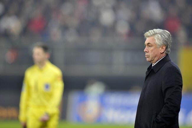 Ibrahimovic en discipline, c'est la faute d'Aulas pour Ancelotti