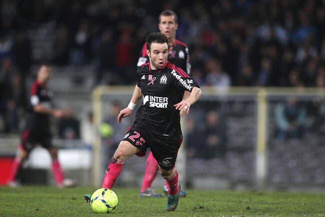 Valbuena veut prolonger à l'OM, mais n'exclut pas une « surprise»