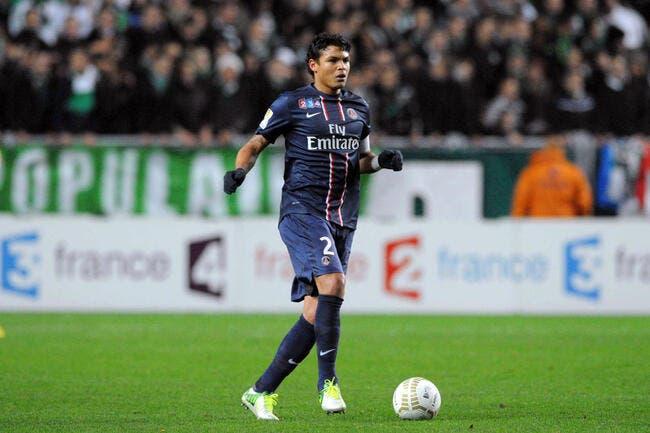 Thiago Silva s'ennuie lui aussi du Milan AC