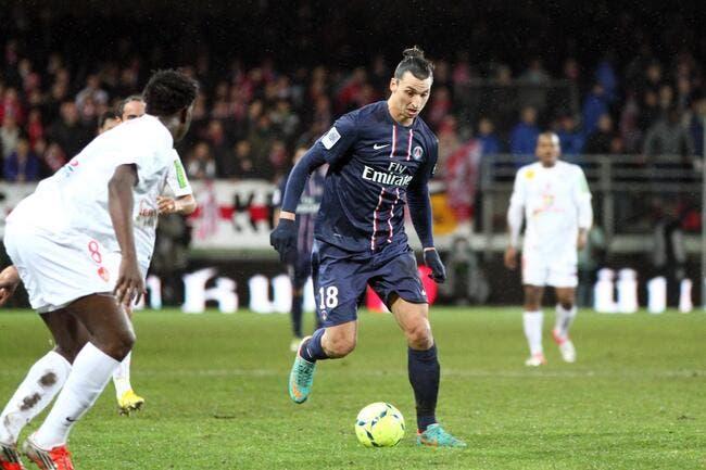 Ibrahimovic a fait « un croche-patte » à Baysse, mais involontairement