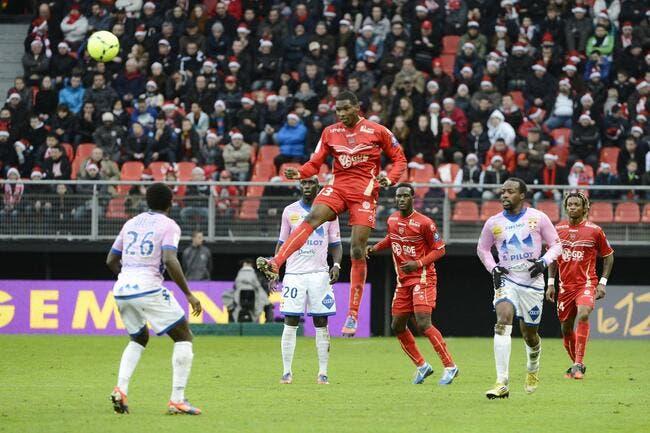 En battant Evian, Valenciennes passe en sixième