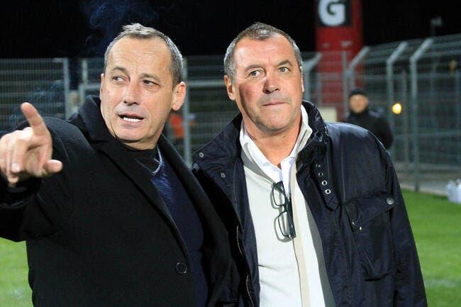 Ajaccio a une drôle d'explication pour l'intrus entré sur la pelouse contre Rennes