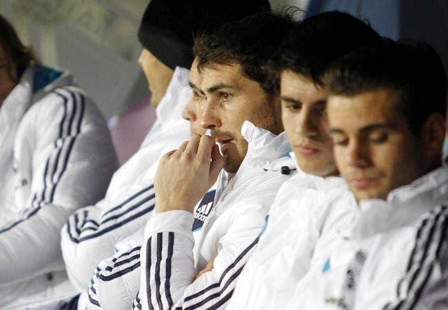 Iker Casillas est vraiment un Saint