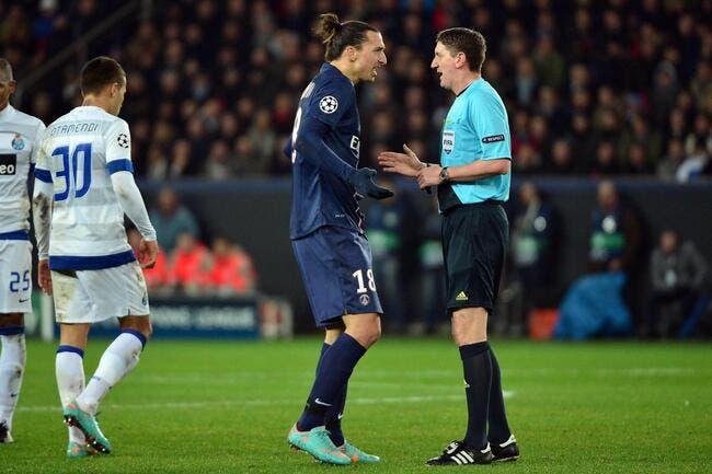 Ceux qui ont peur d'Ibrahimovic au PSG doivent « jouer dans leur jardin »